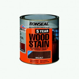 Ronseal 5 Year Wood Stain