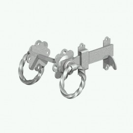 Twisted Ring Latch
