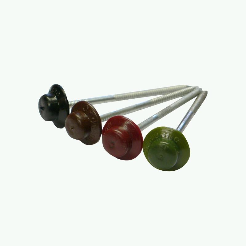 Onduline Nails Colour Black