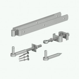 Adjustable Hinge Set with...