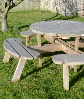 Garden Furniture & Wooden Sheds
